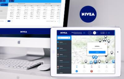 Mobile App for Nivea